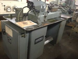Hardinge Dsm 59 Super Precision Lathe Excellent Condition