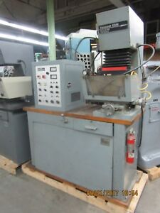 Hansvedt Edm Model sm 150b Electrical Discharge Machine