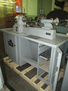 Hardinge Super Precision Toolroom Lathe Dv59 New 1984 Very Nice
