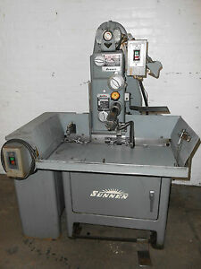 Sunnen mbb 1650 Precision Honing Machine With Pf 150 Ms Filter Unit Included