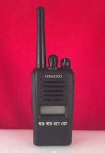 Kenwood Nx 320 K5 400 470mhz Nexedge Uhf Radio With Charger