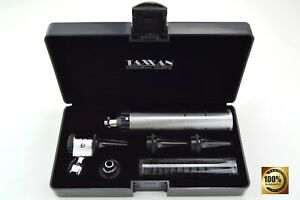 Taxxan Otoscope Ent Diagnostic with Metal Adapter use any Disposable Speculum