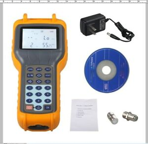 Usa Shipping Ry S110 Catv Cable Tv Handle Digital Signal Level Meter Db Tester