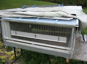 Local Pic up Only For Fixing Brooder Gqf 0534 Heated Box Brooder Chicks Quail