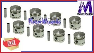 Sealed Power 1003np 40 Pistons 8 pack For Ford Mercury 239 Flathead 040