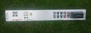 For Parts Or Repair Roland Miehle Matic Electrical Board Panel Printing Press