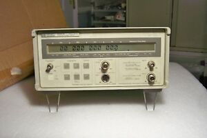 Agilent Hp 5347a 10hz To 20 Ghz Frequency Counter Power Meter Tested