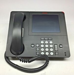 Avaya 9670g Office Color Touchscreen Display Ip Voip Office Phone 700460215
