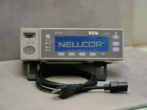 Nellcor N 395 Pulse Oximeter New Battery