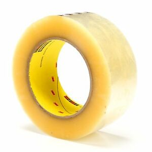 3m 373 48mmx100m clear Box Slg Tape Package Qty 36