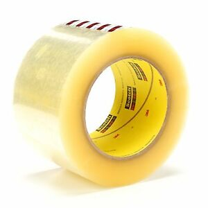 3m 373 72mmx100m clear Box Slg Tape Package Qty 24
