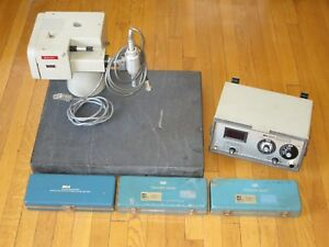 Nice Sheffield Profilometer Model 1 Model 2 Surface Roughness Tester