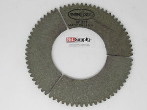 Rockford Twin Disc 11 3 Piece Fiber Clutch Disk 72t Sp111hp3 Sp211hp3