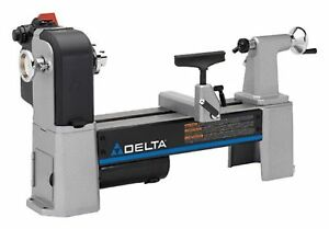 Delta Industrial 46 460 12 1 2 inch Variable speed Midi Lathe