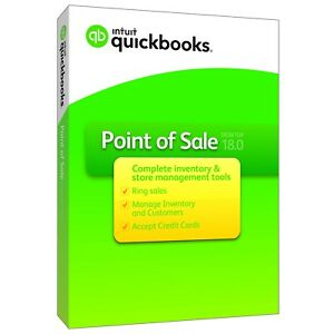 Intuit Quickbooks Pos Basic Software 2018 Released