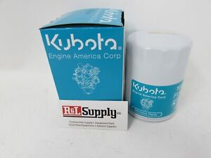 Genuine Kubota Fuel Filter Part 16631 43560 19090 55580 16631 99540 Hh166 43560