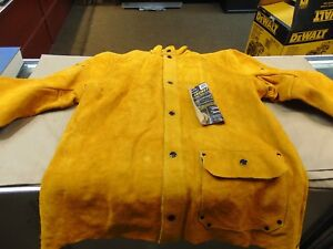 Tillman Heavyweight 30 Welding Jacket Cowhide Size Medium