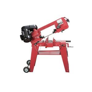 3 Speed 1 Hp 4 In X 6 In Horizontal Vertical Metal Cutting Band Saw