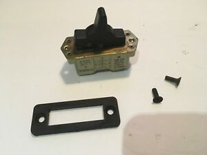 Faema Mpn Commerical Espresso Machine Grinder Part 3 Pole Lever Power Switch