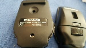 1 Welch Allyn 11710 3 5v Coaxial Ophthalmoscope With Bulb