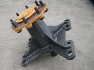 Current Model New Holland Case Skid Steer Loader Axle Housing Assembly Unused