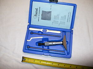 Micrometer Machinist Depth Micrometer Central Tool 0 3 2 1 2 Base Usa