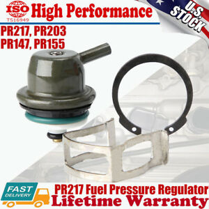 Fuel Injector Pressure Regulator Fpr Gm Vehicles Pr217 For Gm 4 3 4 8 5 3 6l Us