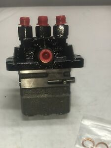 Remanufactured Kubota D1703me Fuel Injection Pump 1g702 51010 100 00 Core Refund