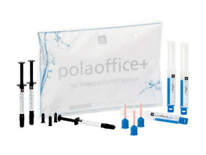 Dental Sdi Pola Office 3 Patient Kit Tooth Whitning System
