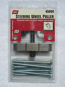 Lisle Steering Wheel Puller Part 45000 Made In The Usa
