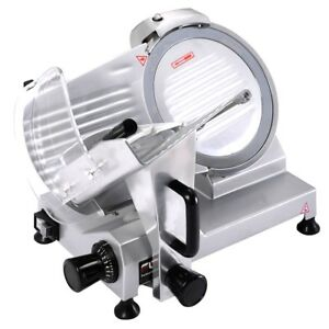 Costway Ep21616 10 Blade Commercial Meat Slicer