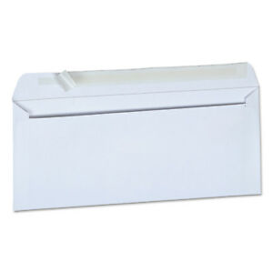 Office Impressions 10 Peel Seal Business Envelopes White 500 box