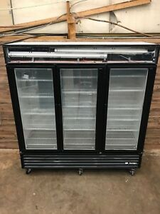 2012 True Gdm 72f 78 Glass Door Reach In Freezer