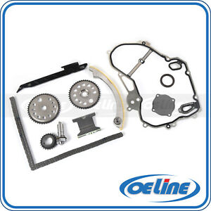 Timing Chain Kit For 01 09 Chevy Cobalt Pontiac G5 Saturn 2 0l 2 2l Cover Gasket