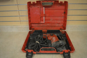 Hilti Te 6 s Corded Rotary Hammer Drill used Free Shipping