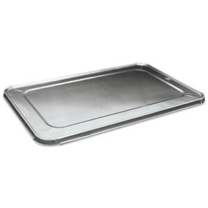 Full Size Steam Table Pan Lid For Deep Pans Aluminum 50 case Bwk Lidsteamfl