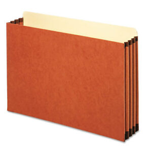 File Cabinet Pockets Straight Cut 1 Pocket Legal Redrope