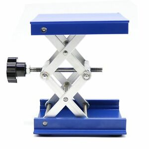 Oess Lift Table Aluminium Oxide Lab Stand Lifter Scientific Scissor Lifting Jack