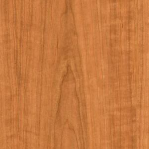 Cherry Wood Veneer Plain Sliced 10 Mil 2 x8 Sheet