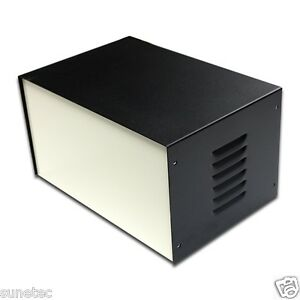 St695 9 Diy Electronic Metal Project Box Transformer Enclosure Case