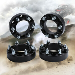 4x 1 5 Inch Wheel Spacers Hub Centric 6x5 5 Fits For Tacoma 4 Runner Fj Cruiser