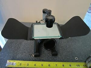 Vintage Optical Antique Microscope Spencer Buffalo As Shown Optics lobby