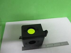 Microscope Part Nikon Fluorescence Filter Cube Optics As Pictured Bin 25 14 03