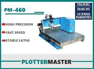 Cnc Router Pm 4060 Wood Milling Drilling Engraving Machine Metal Plottermaster