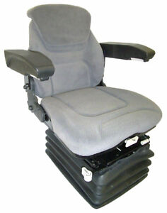 Deluxe Air Ride Seat And Suspension For Many Makes And Models See Description