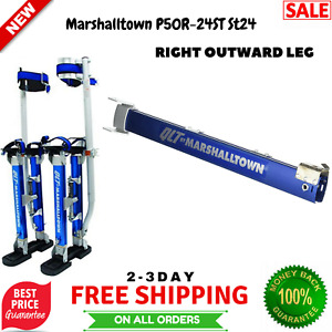 Marshalltown P50r 24st St24 Right Outward Leg Professional Tools For Brick New