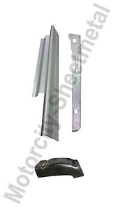 1999 07 Chevy Silverado 2door Inner And Outer Rocker Panel With Cab Corner