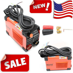 Tig Arc Welder Electric Welder 220v Inverter Arc Welding Machine Tool 20 160a Us