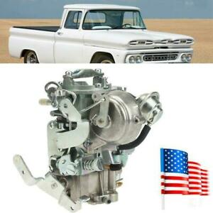 1barrel Carburetor Replacement Rochester Style For Chevrolet Gmc V6 250 292