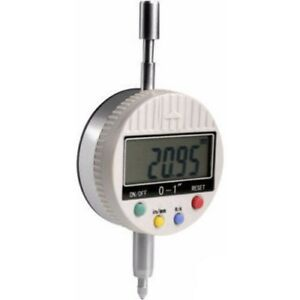1 Digital Electronic Indicator Dial Gauge Mic Gage Indicater